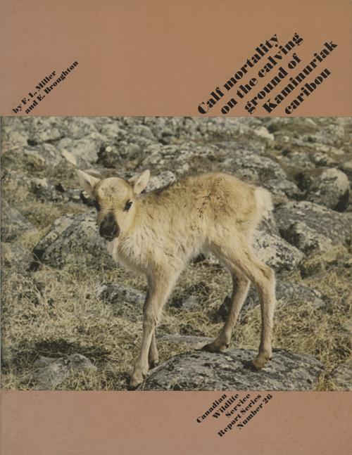History of Parks Canada: Wildlife (Canadian Wildlife Service