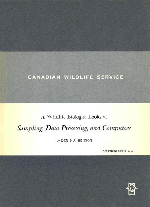 History of Parks Canada: Wildlife (Canadian Wildlife Service)